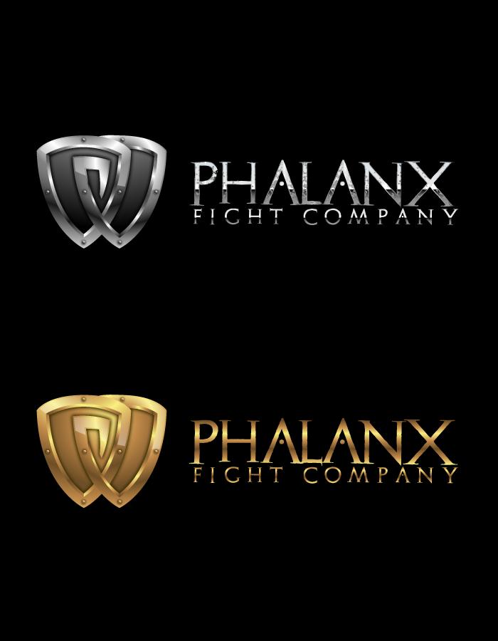 Phalanx Fight Company needs a new logo