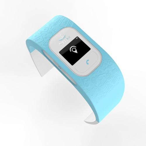 Tracking bracelet for kids