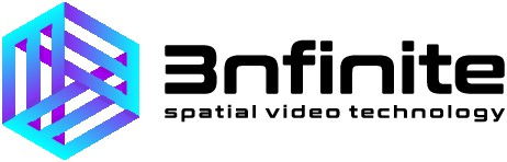 We need a modern futuristic logo design for our holographic video technology company.