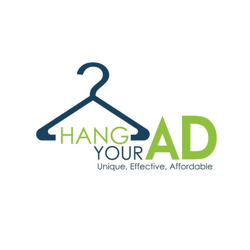 New logo wanted for Hang Your Ad