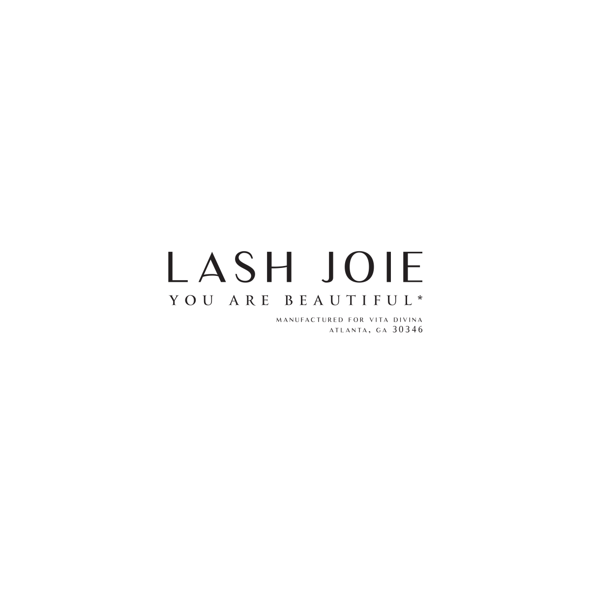 Update to current logo needed (Lash Joie)