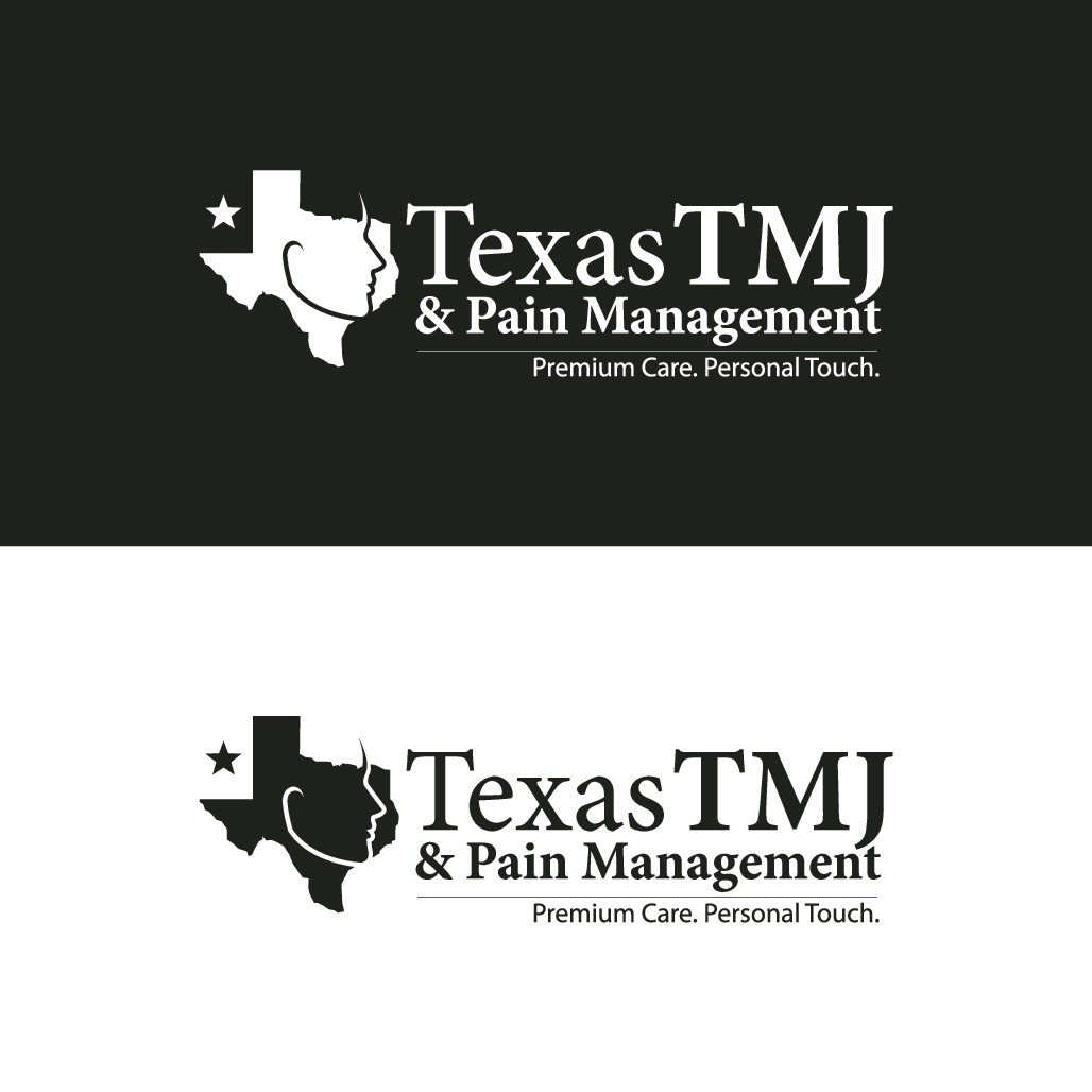Compassionate and personalized logo for Texas TMJ & Pain management