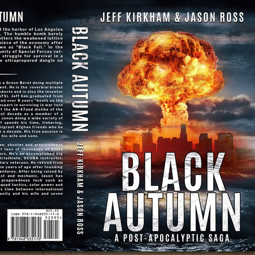 Black Autumn Book Cover