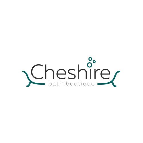 Logo concept for bath boutique