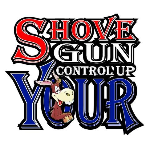Gun control Tee