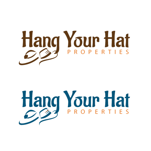 Help Hang Your Hat Properties with a new logo