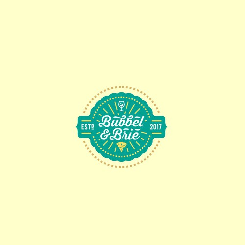 Logo for Bubbel & Brie