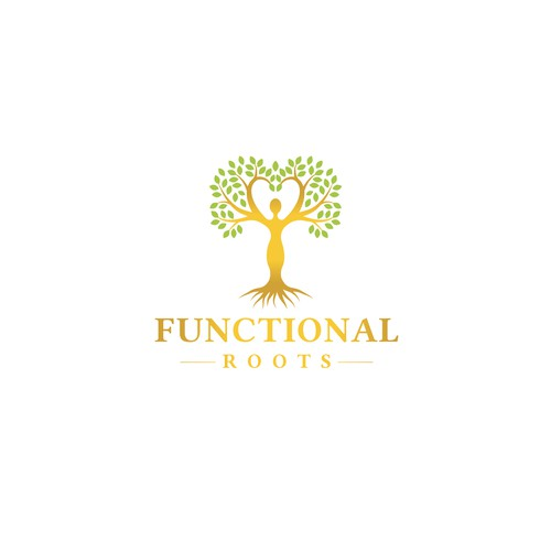 Functional roots nutrition logo