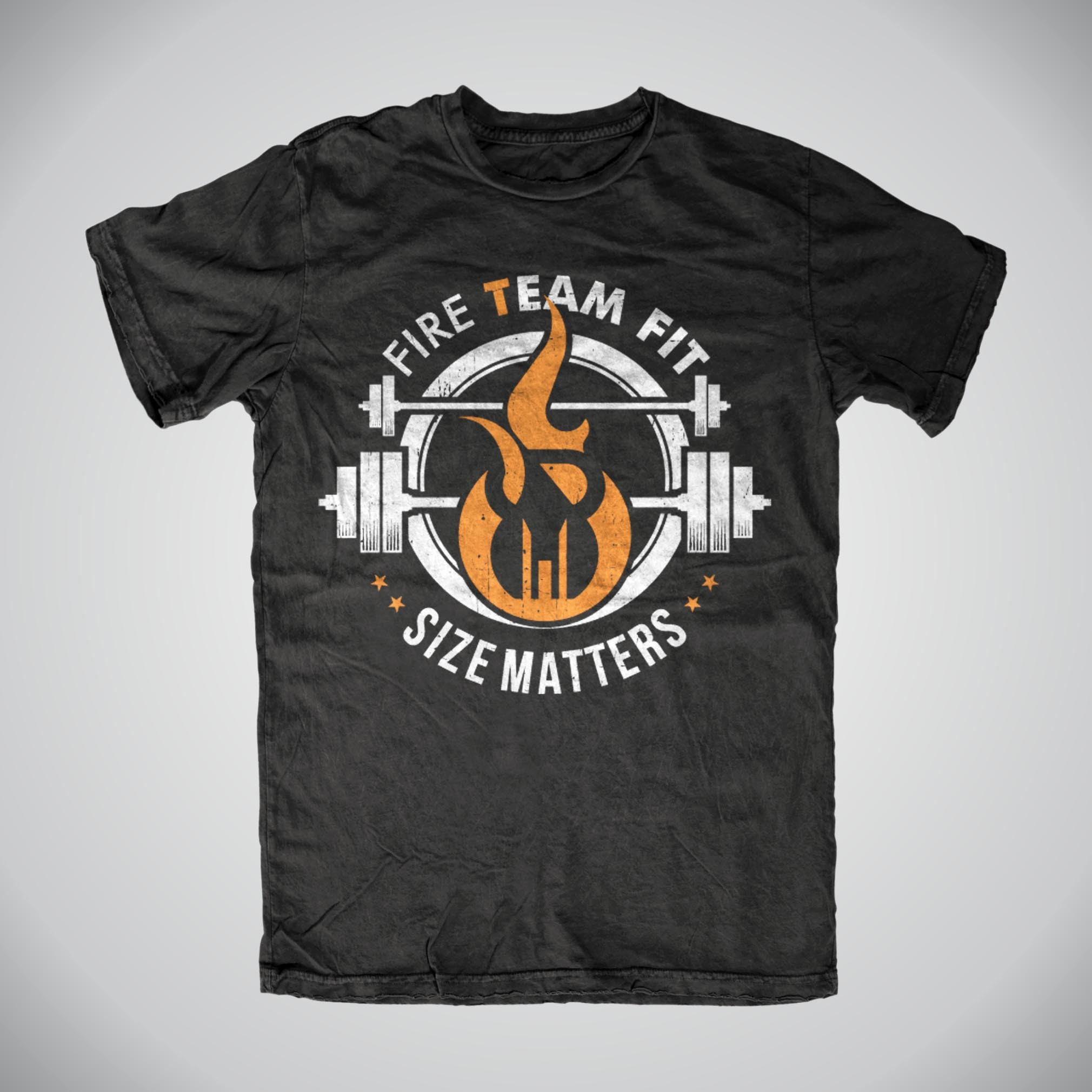 Fitness T-shirt for Fitness brand