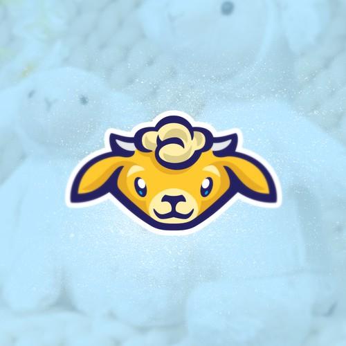 Lamb logo mascot