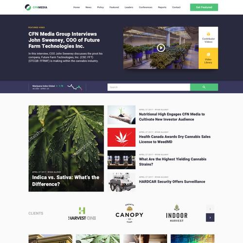 Modern News Blog