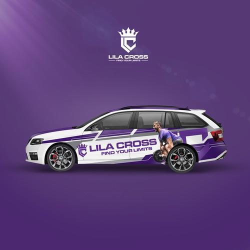 Ambient Ads  - Car Branding