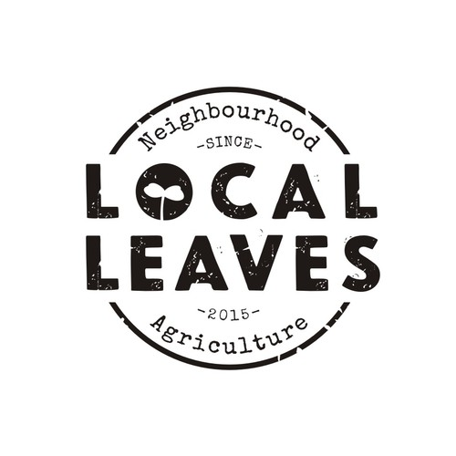 Help us push the frontiers of farming with a logo for Local Leaves!