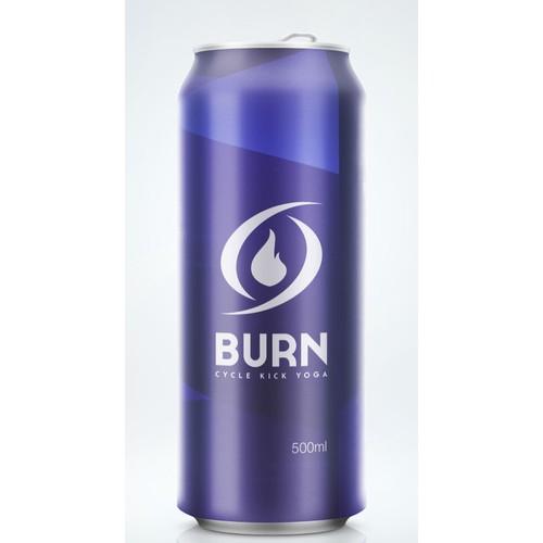 BURN Fitness Studio opening soon in need of a dynamic branding package