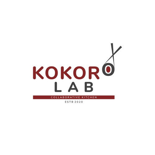 Logo for KOKORO LAB