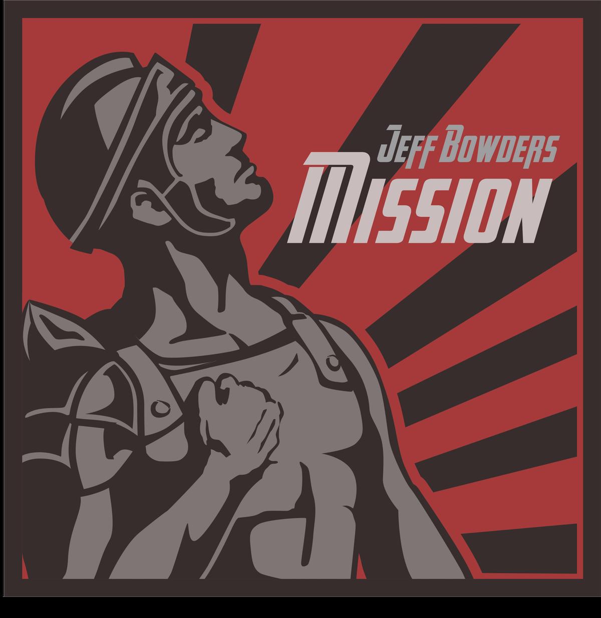 Mission Album Cover