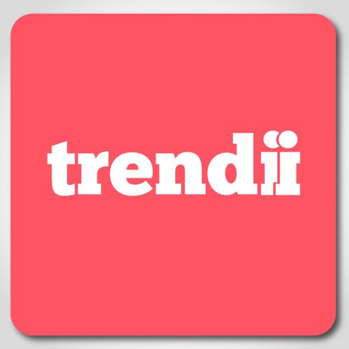 Logo for trendii