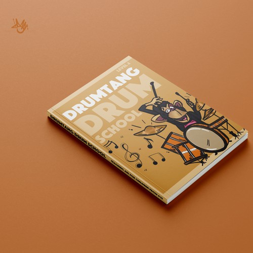 Cover for the drum tutorial