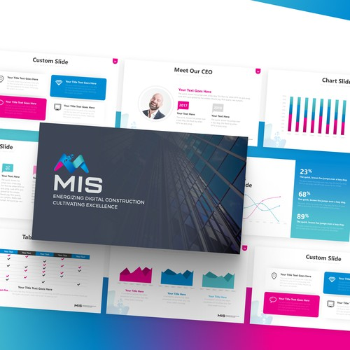 Professional Powerpoint Presentation Services