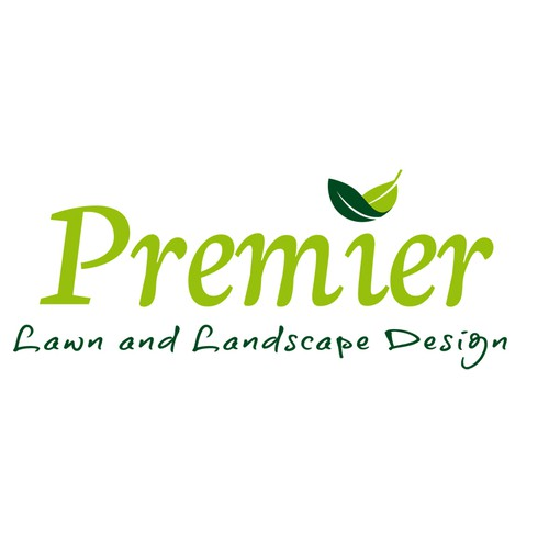 Create the next logo for Premier Lawn and Landscape Design