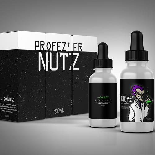 E Liquid Packaging