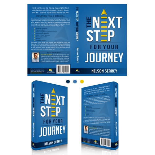 THE NEXT STEP FOR YOUR JOURNEY