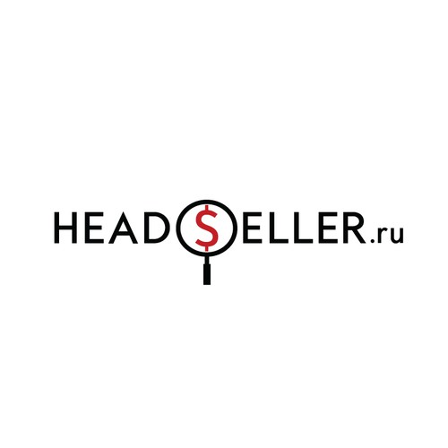 Logo for headseller