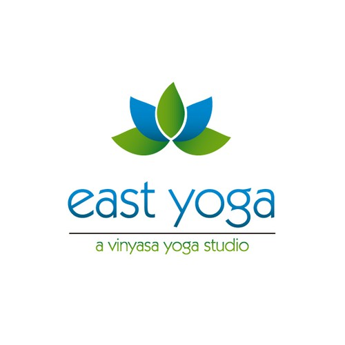 East Yoga logo