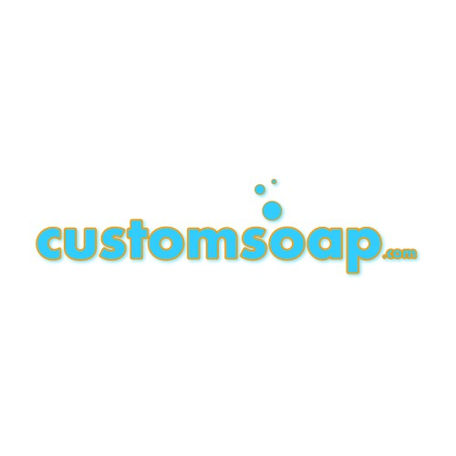 Custom Soap Logo
