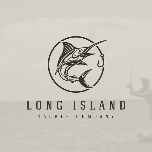 LOGO DESIGN FOR TACKLE COMPANY