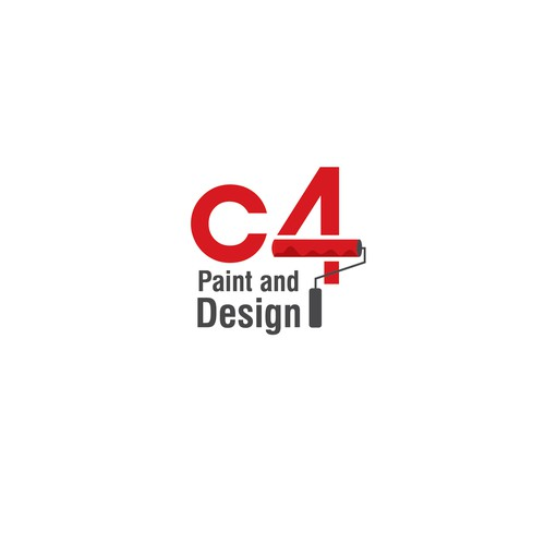 Commercial painting company.