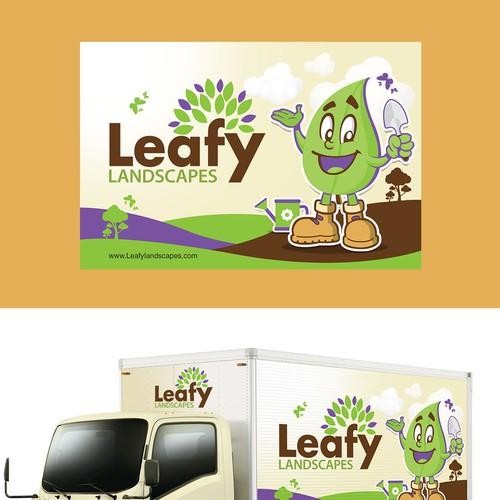 Leafy Landscape