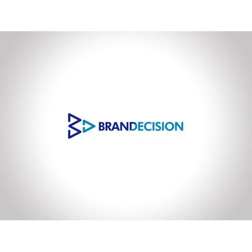brandecision needs a new logo