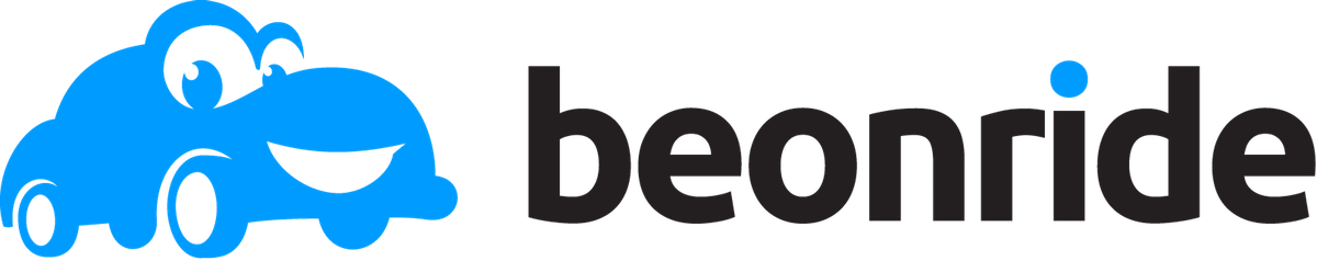 Design a new logo for an online car rental marketplace startup named Beonride