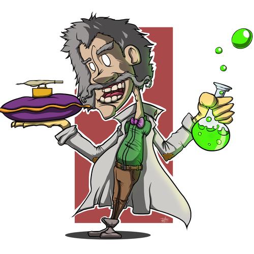 Weed Grader Professor