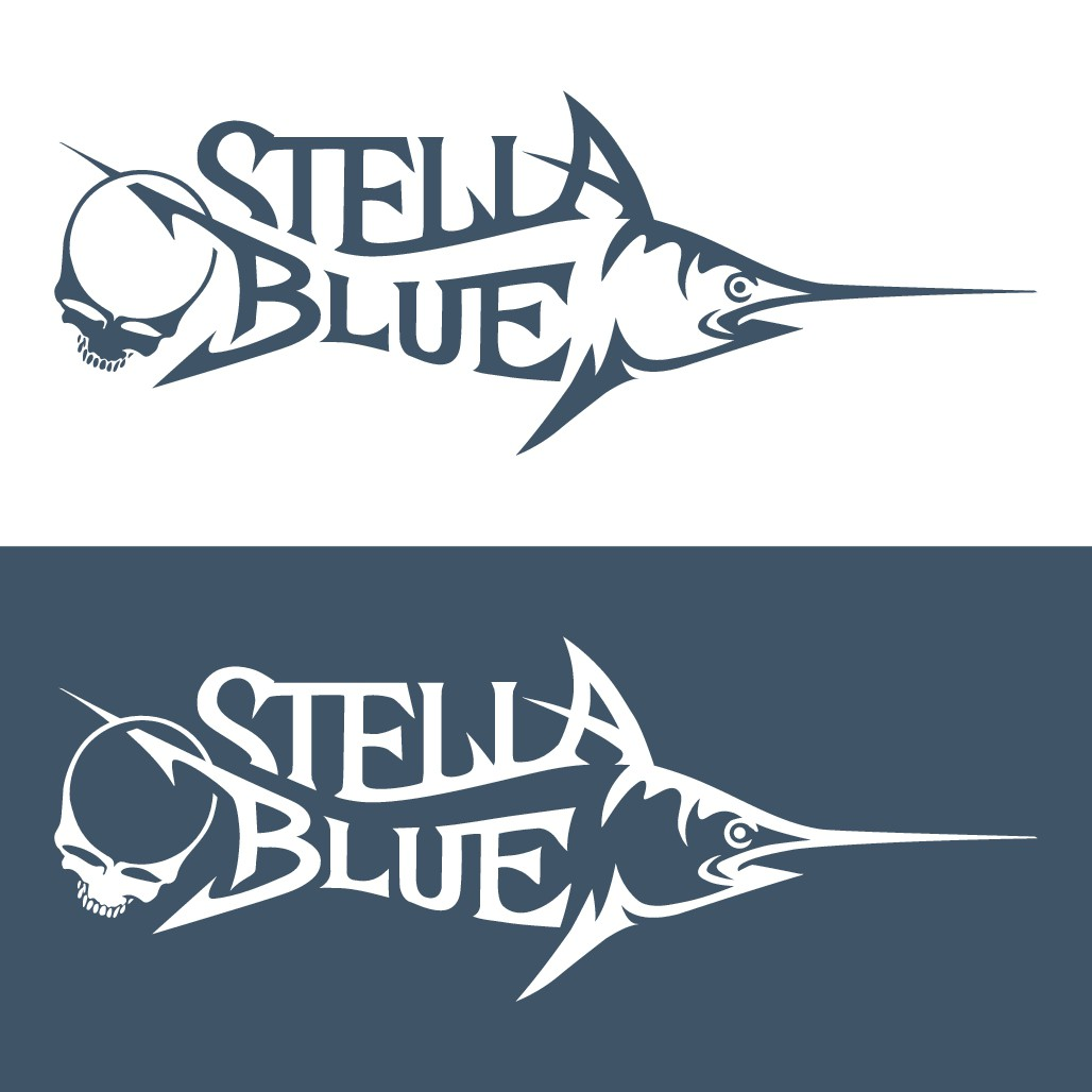 STELLA BLUE for fishing boat