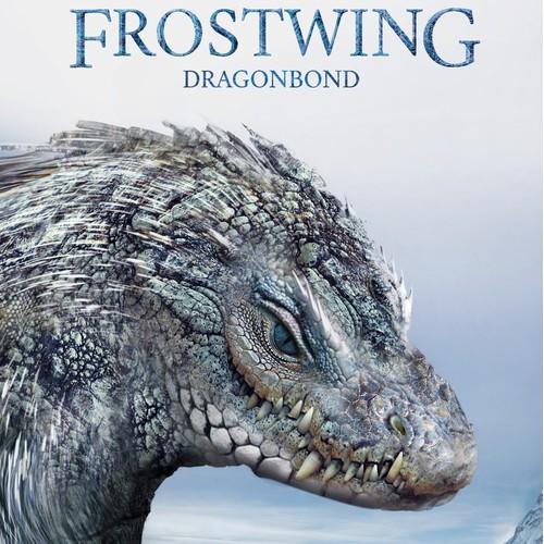 A fantasy book cover.