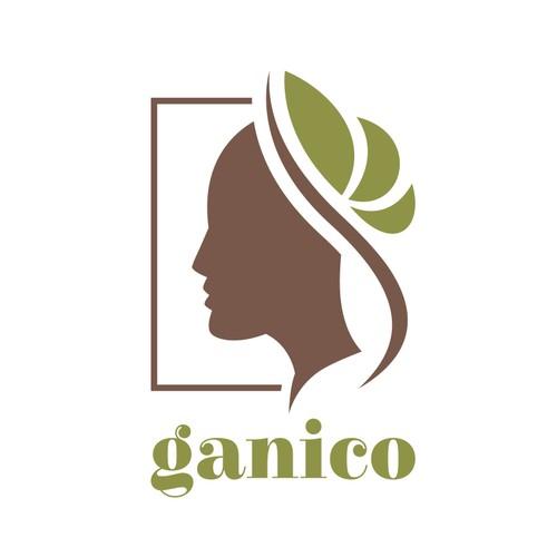 Logo design for ganico