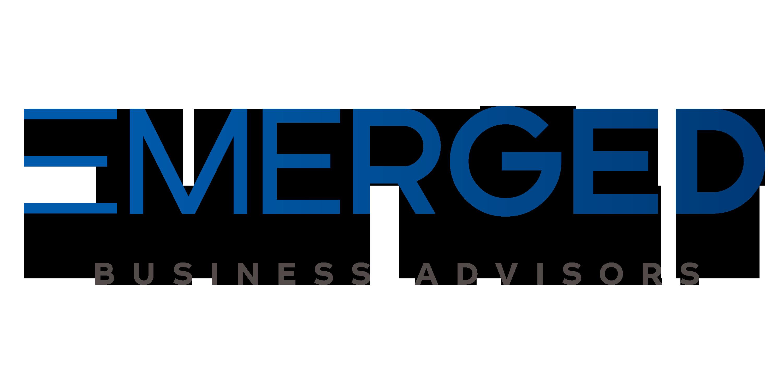 Emerged Logo Design