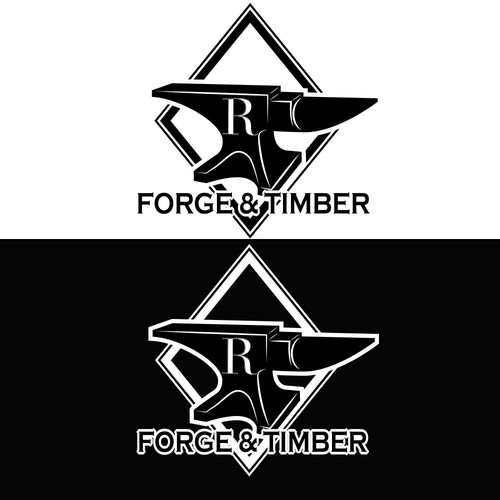 Forge & Timber Logo