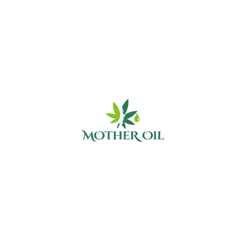 mother oil logo