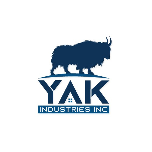 Bold lgoo For YAK industries