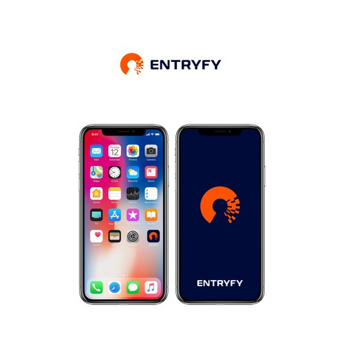 Logo for ENTRYFY