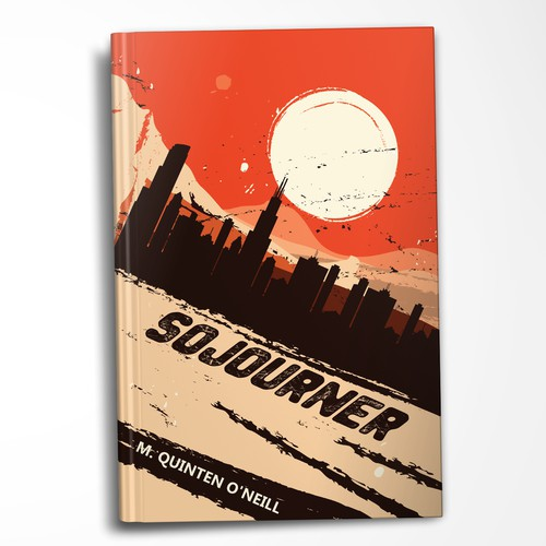 SOJOURNER book cover