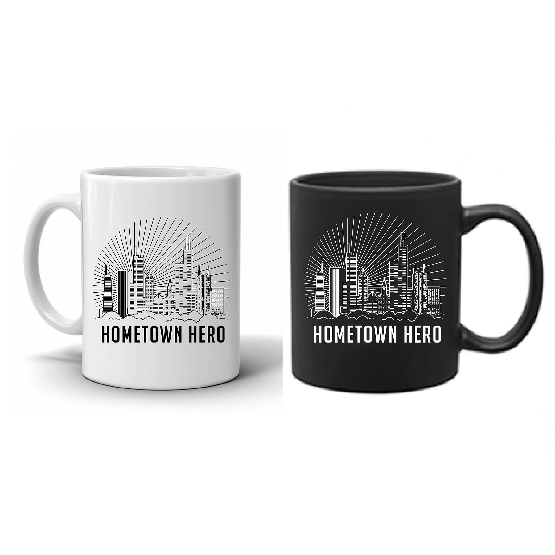 Hometown Hero Mug
