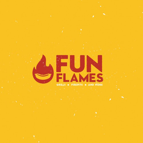 FUN FLAMES LOGO