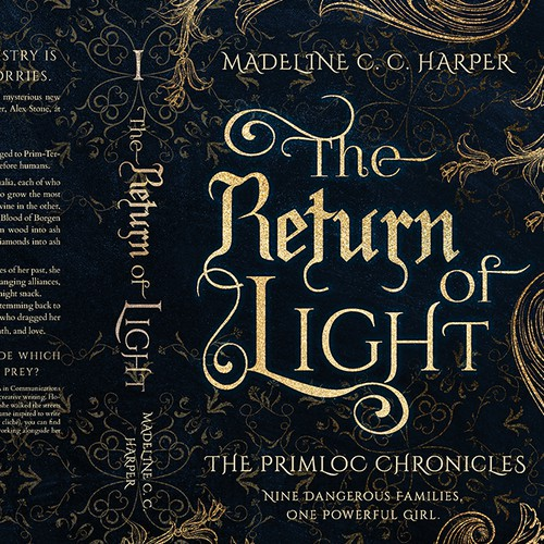 'The Return of Light' by Madeline C. C. Harper