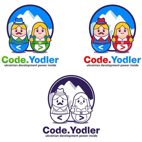 CodeYodler Logo