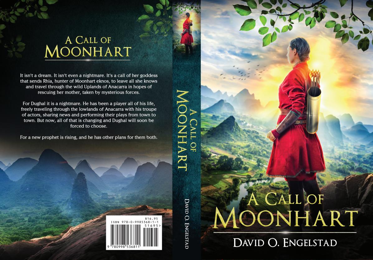 Call of Moonhart Print edition