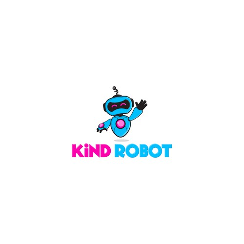 Kind Robot Logo